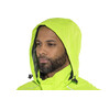 Protective P-Rain II Cykeljacka Herr grön
